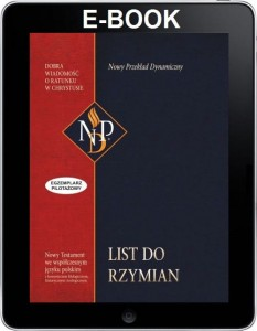 E-book (ePub/Mobi) List do Rzymian (NPD)