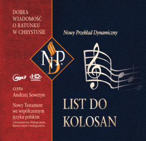 List do Kolosan (NPD) - AUDIOBOOK mp3