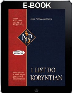 E-book (PDF) Pierwszy list do Koryntian (NPD)