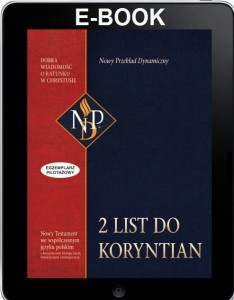 E-book (PDF) Drugi list do Koryntian (NPD)