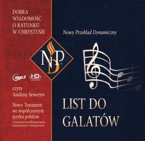 List do Galatów (NPD) - AUDIOBOOK mp3